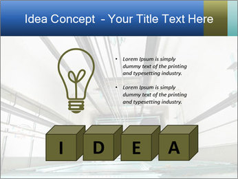 Two machinist worker PowerPoint Templates - Slide 80