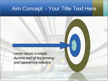 Two machinist worker PowerPoint Template - Slide 83