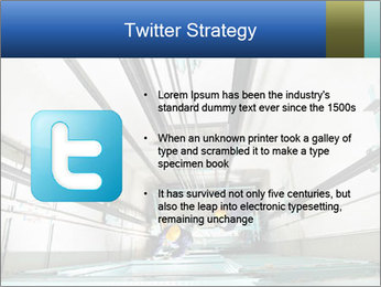 Two machinist worker PowerPoint Template - Slide 9
