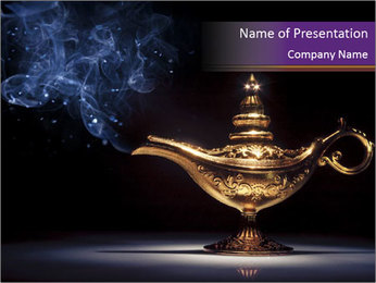 Aladdin PowerPoint Template