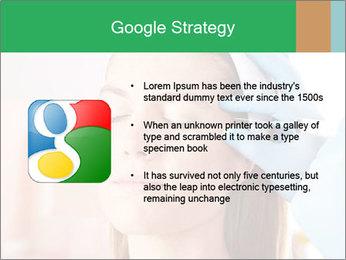 Woman in beauty clinic PowerPoint Template - Slide 10