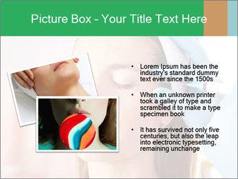 Woman in beauty clinic PowerPoint Template - Slide 20