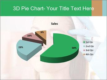 Woman in beauty clinic PowerPoint Templates - Slide 35