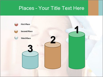 Woman in beauty clinic PowerPoint Template - Slide 65