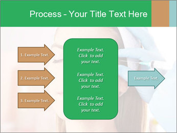 Woman in beauty clinic PowerPoint Template - Slide 85