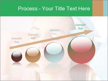 Woman in beauty clinic PowerPoint Template - Slide 87