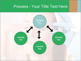 Woman in beauty clinic PowerPoint Template - Slide 91