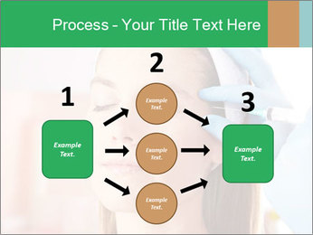 Woman in beauty clinic PowerPoint Template - Slide 92