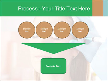 Woman in beauty clinic PowerPoint Template - Slide 93