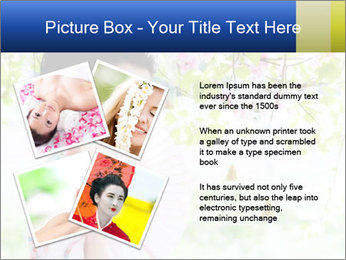 Asian style PowerPoint Template - Slide 23