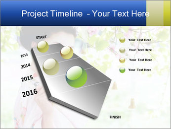 Asian style PowerPoint Template - Slide 26