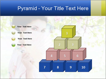 Asian style PowerPoint Template - Slide 31