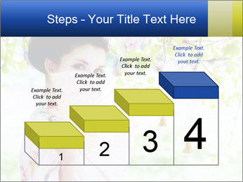 Asian style PowerPoint Template - Slide 64