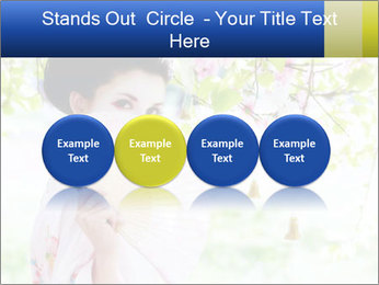 Asian style PowerPoint Template - Slide 76