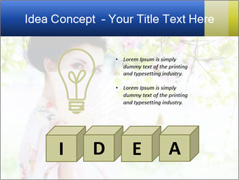 Asian style PowerPoint Template - Slide 80