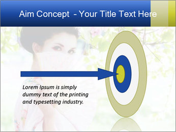 Asian style PowerPoint Template - Slide 83