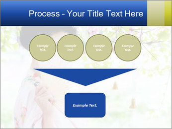 Asian style PowerPoint Template - Slide 93