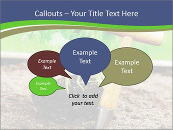 Turnip cabbage PowerPoint Template - Slide 73