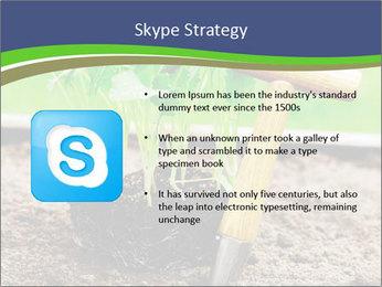 Turnip cabbage PowerPoint Template - Slide 8