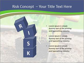 Turnip cabbage PowerPoint Template - Slide 81