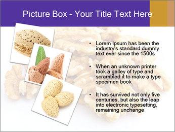Walnut PowerPoint Template - Slide 17