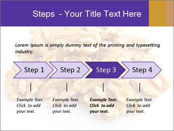 Walnut PowerPoint Template - Slide 4