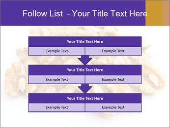 Walnut PowerPoint Template - Slide 60