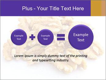 Walnut PowerPoint Template - Slide 75