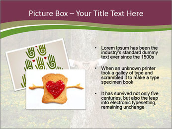 Tree in forest PowerPoint Template - Slide 20