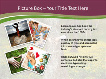 Tree in forest PowerPoint Template - Slide 23