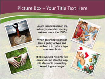 Tree in forest PowerPoint Template - Slide 24