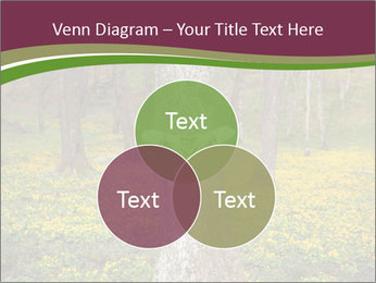 Tree in forest PowerPoint Template - Slide 33