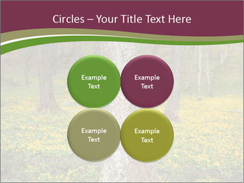 Tree in forest PowerPoint Template - Slide 38