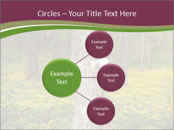 Tree in forest PowerPoint Template - Slide 79