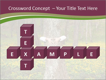 Tree in forest PowerPoint Template - Slide 82