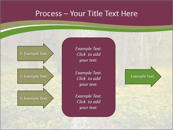Tree in forest PowerPoint Template - Slide 85