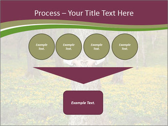 Tree in forest PowerPoint Template - Slide 93