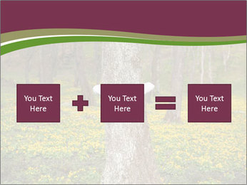 Tree in forest PowerPoint Template - Slide 95