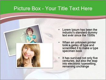 Smile asian girl PowerPoint Template - Slide 20