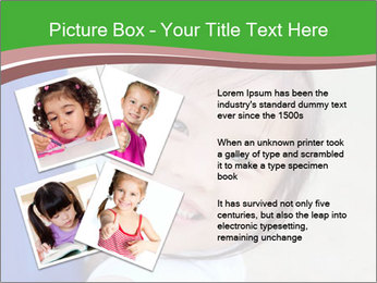 Smile asian girl PowerPoint Template - Slide 23