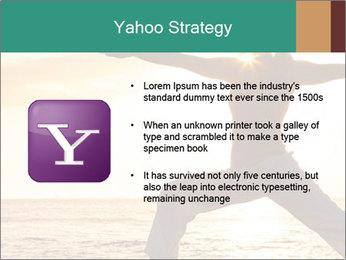 Beautiful Yoga PowerPoint Template - Slide 11