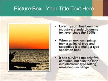 Beautiful Yoga PowerPoint Template - Slide 13
