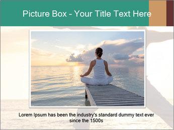 Beautiful Yoga PowerPoint Template - Slide 15