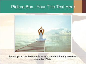 Beautiful Yoga PowerPoint Template - Slide 16