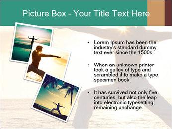 Beautiful Yoga PowerPoint Template - Slide 17