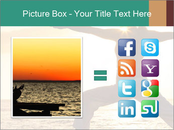 Beautiful Yoga PowerPoint Template - Slide 21