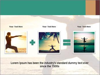 Beautiful Yoga PowerPoint Template - Slide 22