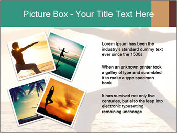 Beautiful Yoga PowerPoint Template - Slide 23