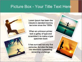 Beautiful Yoga PowerPoint Template - Slide 24