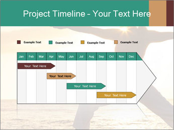 Beautiful Yoga PowerPoint Template - Slide 25